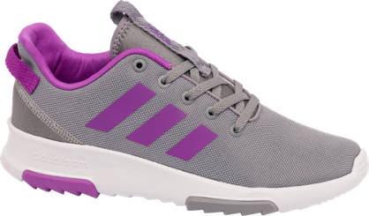 adidas neo label Adidas Cloudfoam Racer Teen Girls Trainers