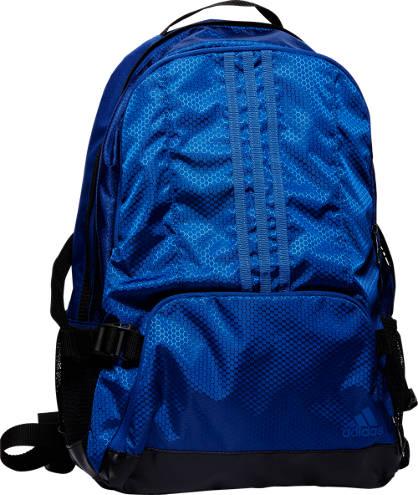 Adidas Performance Blauwe rugzak laptop opbergvak