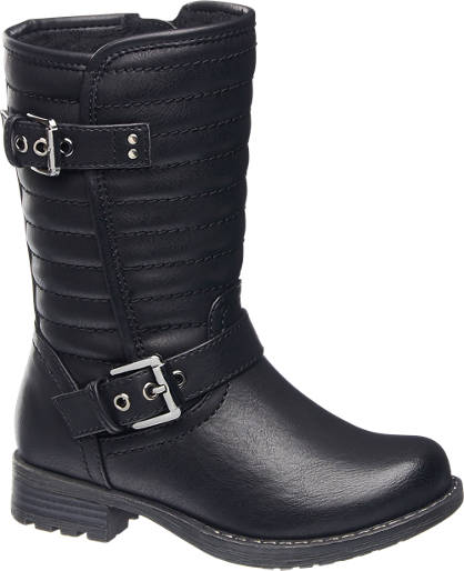 Cupcake Couture Biker Boots - Forede