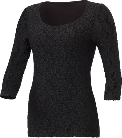 Black Box Black Box Langarmshirt Damen