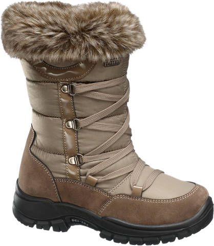 Cortina Bélelt hótaposó csizma