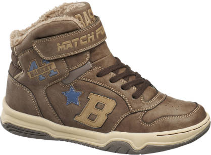 Memphis One Bélelt mid cut cipő