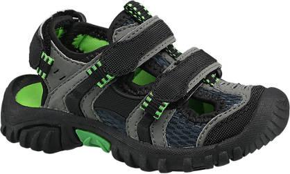 Bobbi-Shoes Closed Toe Sandal