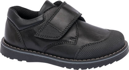 Bobbi-Shoes Leather Scuff Resistant Shoe
