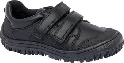 Bobbi-Shoes Leather Twin Strap Shoe
