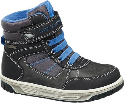 Bobbi-Shoes Lace Up & Strap Boot