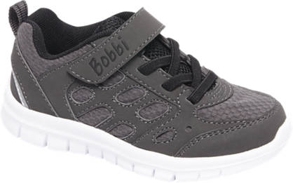 Bobbi-Shoes Grijze sneaker lightweight