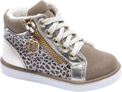 Bobbi-Shoes Veterschoen met dierenprint