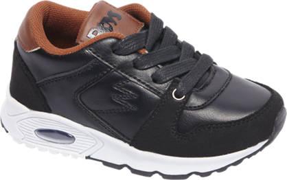 Bobbi-Shoes Zwarte sneaker