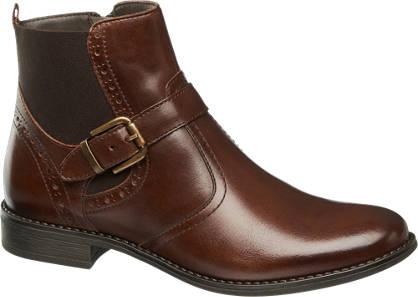 5th Avenue Boots - Læder