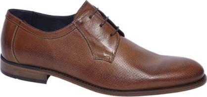 Borelli Bruine geklede heren schoen leer