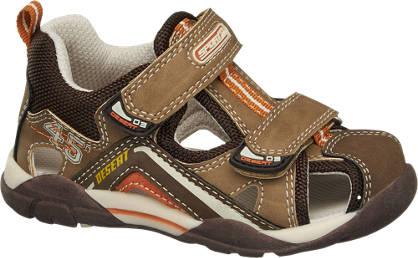 Bobbi-Shoes Sporty Closed Toe Sandal