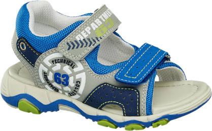 Bobbi-Shoes Twin Strap Sandal