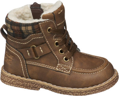 Bobbi-Shoes Toddler Lace-up Boots