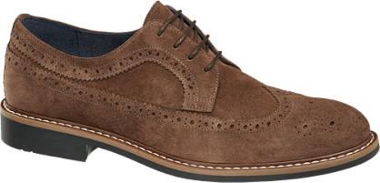 Borelli Bőr dandy cipő