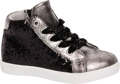 Bärenschuhe Sneaker halfhoog met glitter