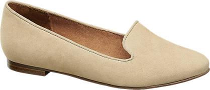 5th Avenue Bézs színű loafer