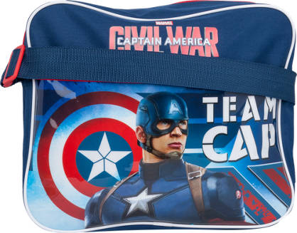 Marvel Avengers Captain America Civil War Bag