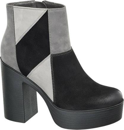 Catwalk Platform Ankle Boots