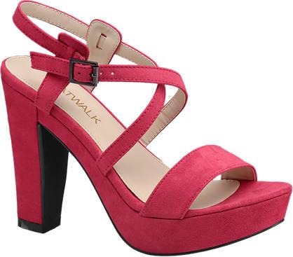Catwalk Platform Sandals
