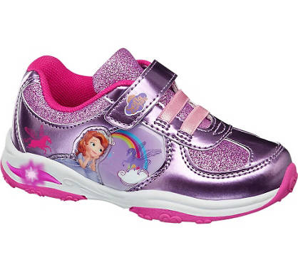 Sofia the First Chaussure avec velcro Filles