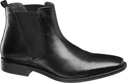 AM SHOE Chelsea Boots - Læder