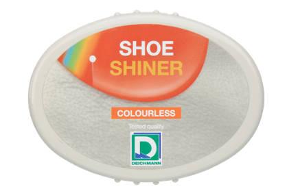 Shoe Shiner - Colourless