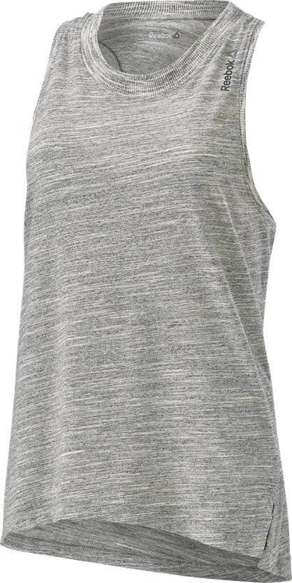 Reebok maglia da allenamento donna