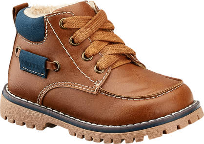 Bobbi-Shoes Bobbi-Shoes Boot da allacciare Bambini