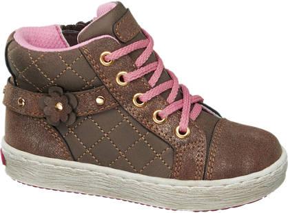 Cupcake Couture Bruine boot glitter