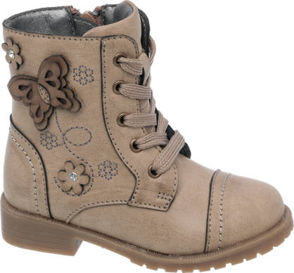 Cupcake Couture Butterfly Ankle Boot