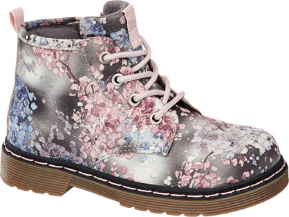 Cupcake Couture Flower Print Boot