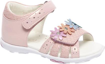 Cupcake Couture Flower Trim Sandal