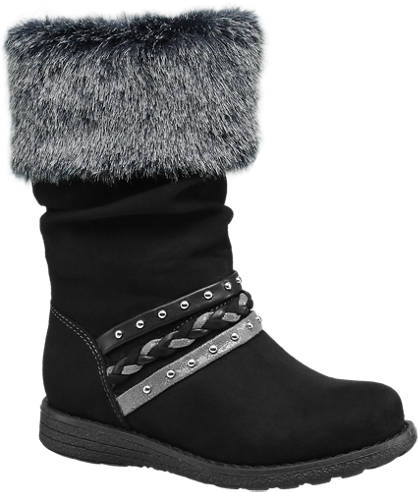 Cupcake Couture Fur Boot