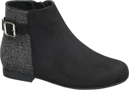 Cupcake Couture Sparkle Heel Ankle Boot
