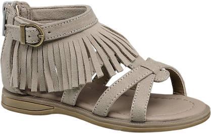 Cupcake Couture Fringe Detail Sandal