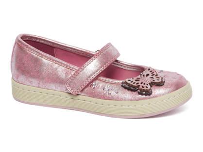Cupcake Couture Roze ballerina klittenband