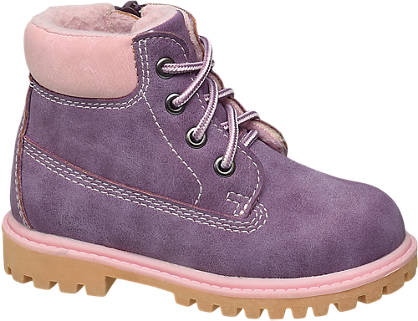 Cupcake Couture Toddler Girl Lace-up Ankle Boots