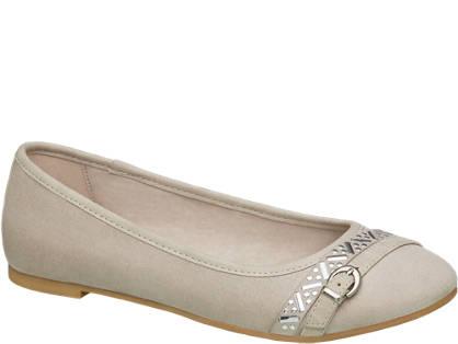 Graceland Ballerinas mit Nieten