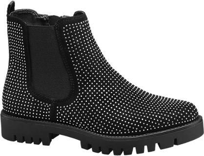 Catwalk Chelsea Boots mit Nieten