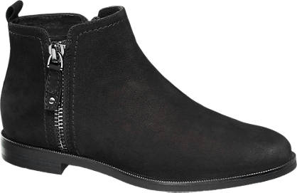 5th Avenue Leder Bootee