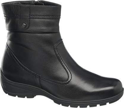Medicus Leder Boots gefüttert, Weite: G