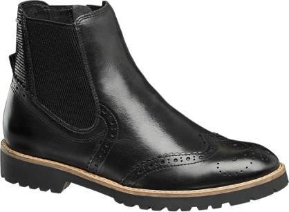 5th Avenue Leder Chelsea Boots