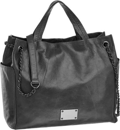 5th Avenue Leder Handtasche