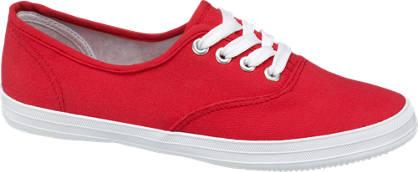 Free & Fun Leinen Sneakers
