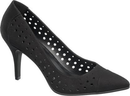 Graceland Pumps mit Cut-Outs