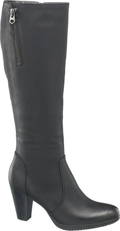 Graceland Stiefel mit Blockabsatz