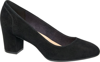 5th Avenue Veloursleder Pumps