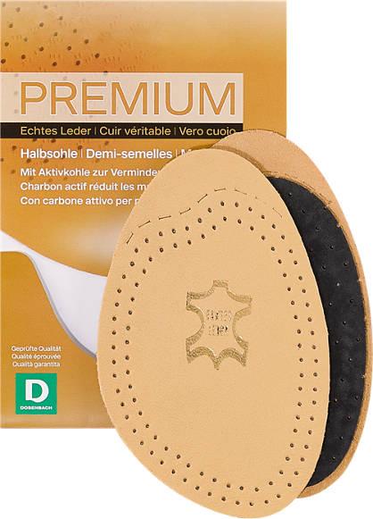 Dosenbach Dosenbach Leder Halbsohle Premium 35/37 Damen
