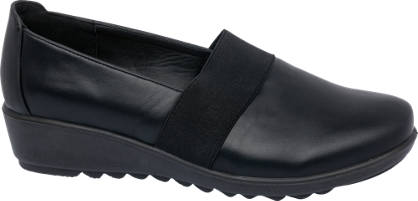 Easy Street Wedge Slip On Casual Shoes